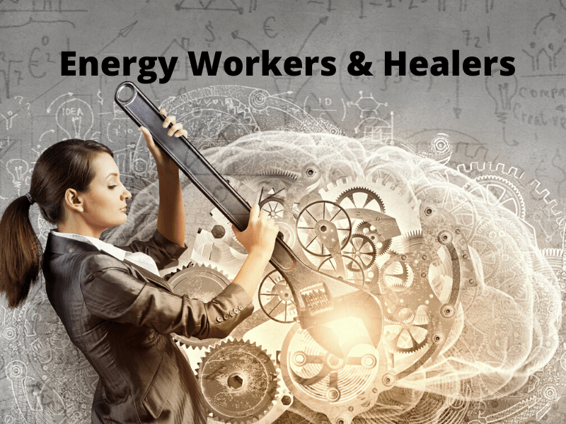 Powerforms Energy Workers & Healers