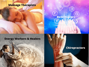 Energy Healing Groups