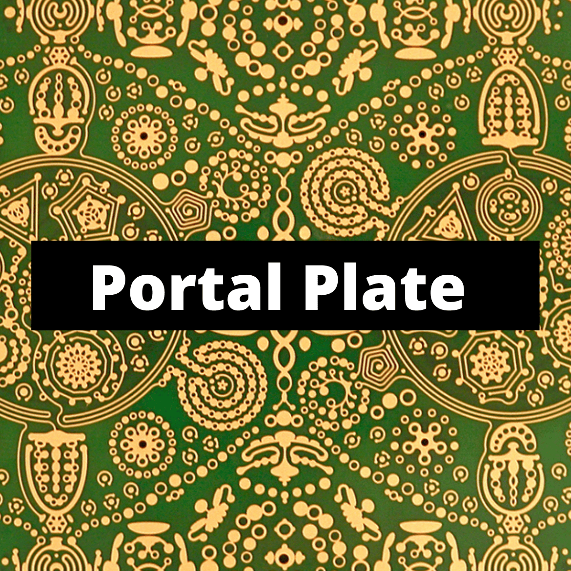 Powerforms Portal Plate