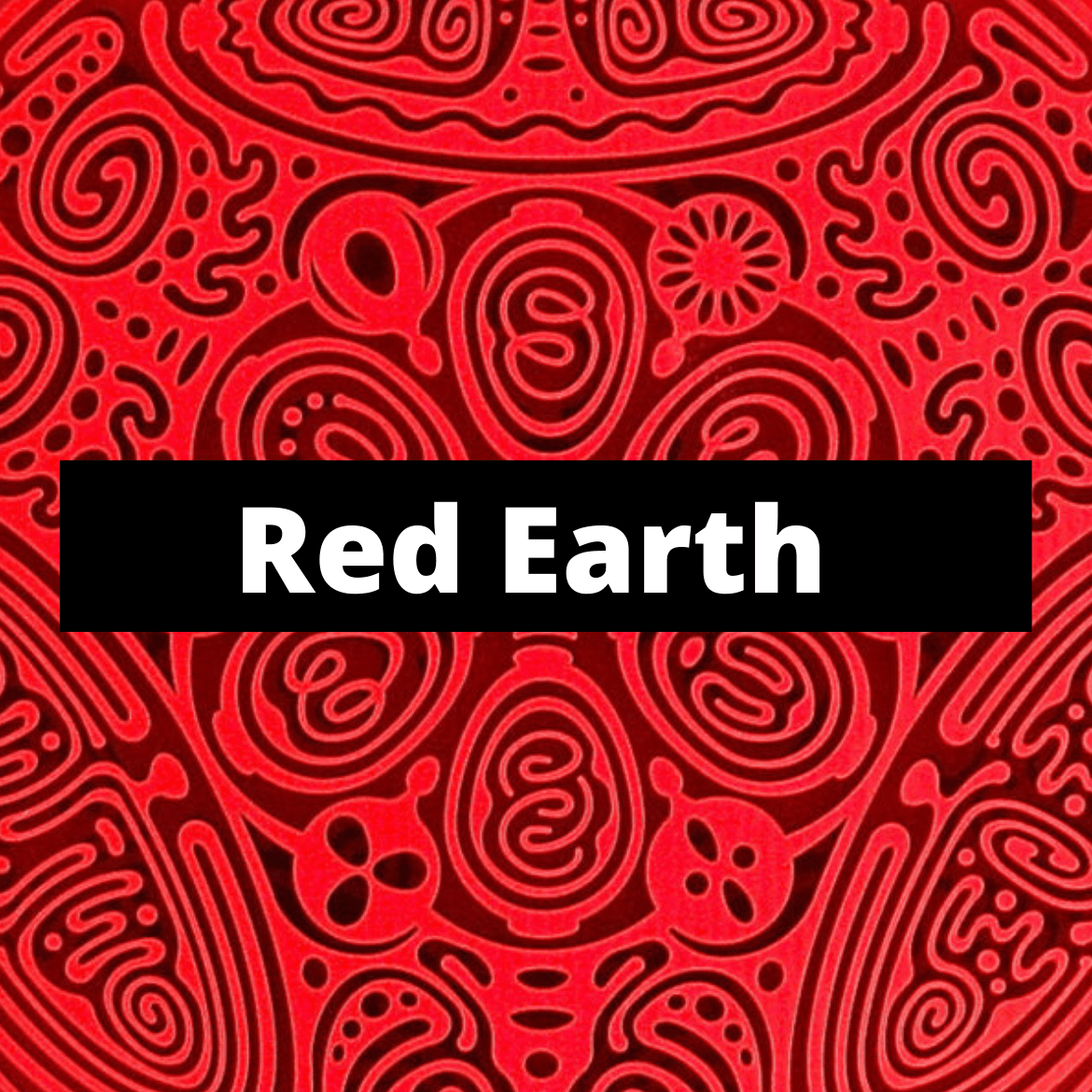 Powerforms Divine Essence Red Earth