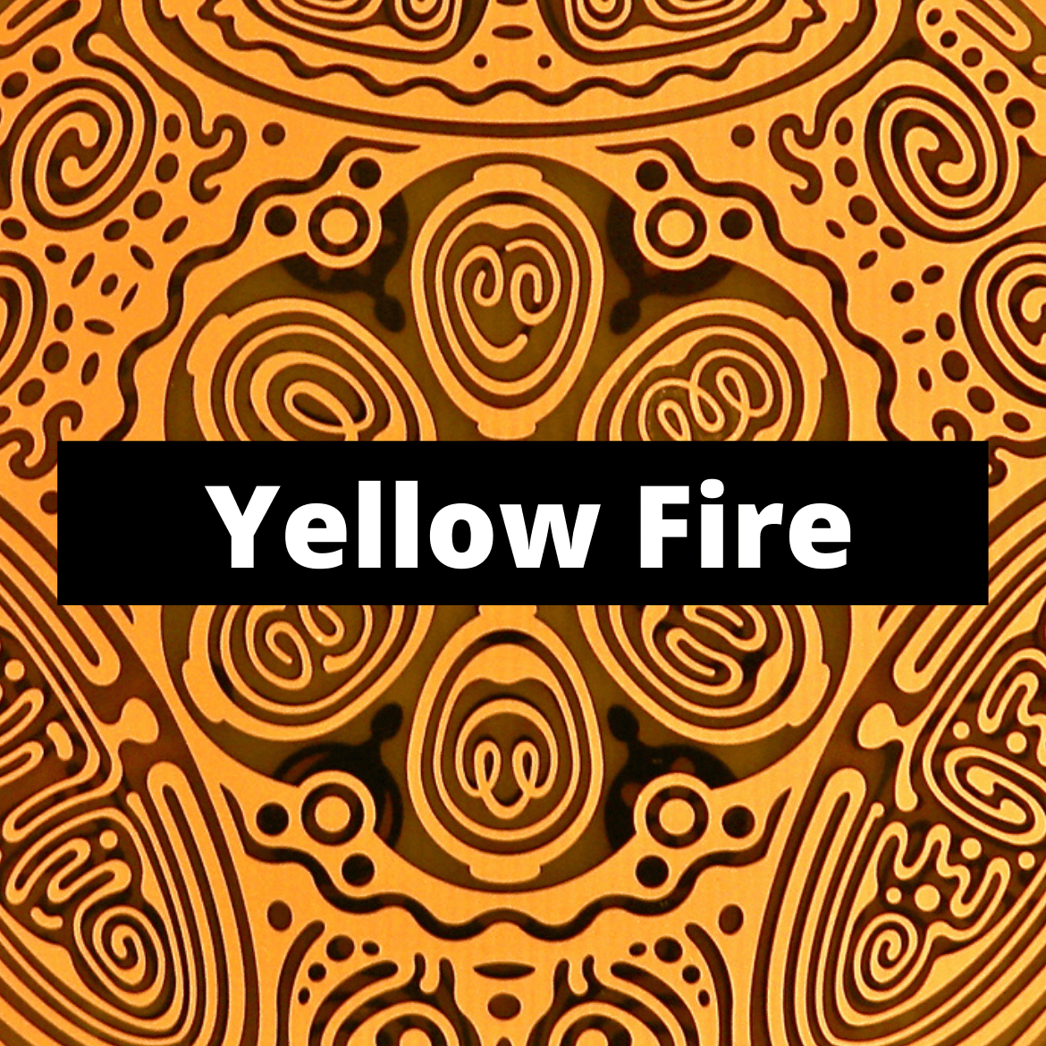 Powerforms Divine Essence Yellow Fire